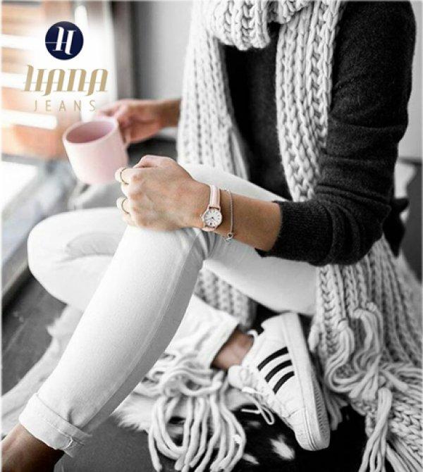 پوشاک هانا جین (محصولات جین کژوال زنانه)