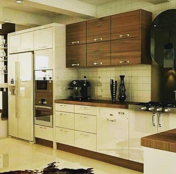 سیستم آشپزخانه و دکوراسیون محمد