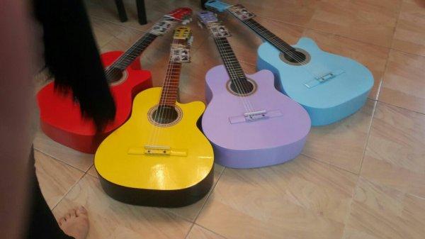 گیتار آموزشی مدلs10