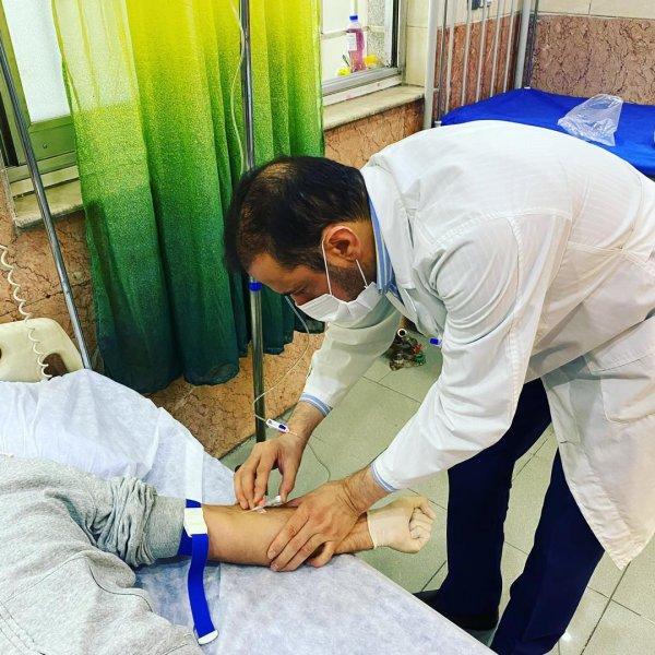 خدمات پرستاری موسوی در منزل